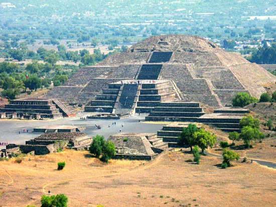 CITY TOUR & TEOTIHUACAN