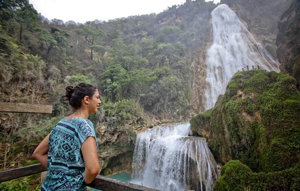 CHIAPAS. Adventure to the south of Mexico