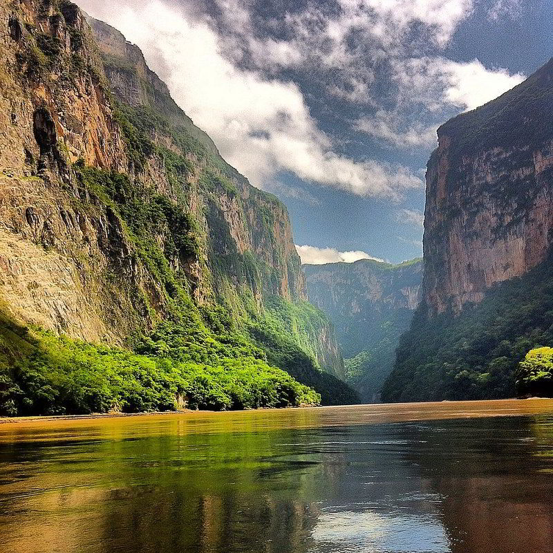 CHIAPAS AMBAR S LAND I. visit the magic towns