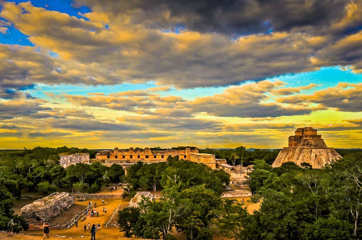 El Mundo Maya Chiapas Y Yucatan Nichim Tours Travel