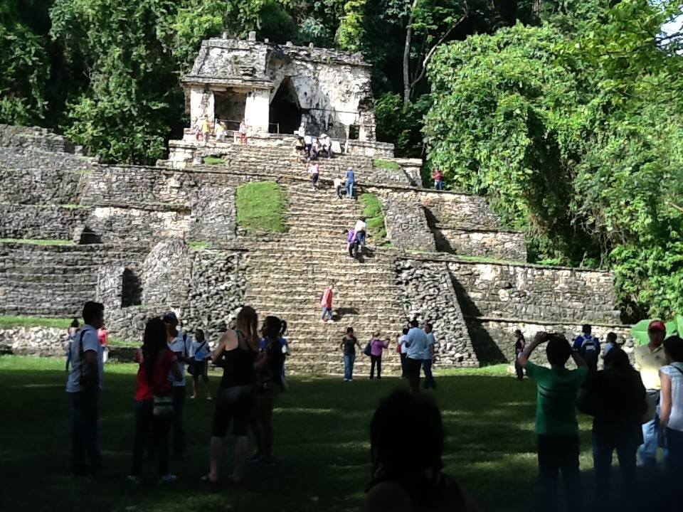 MAYA. seven days tour in Chiapas