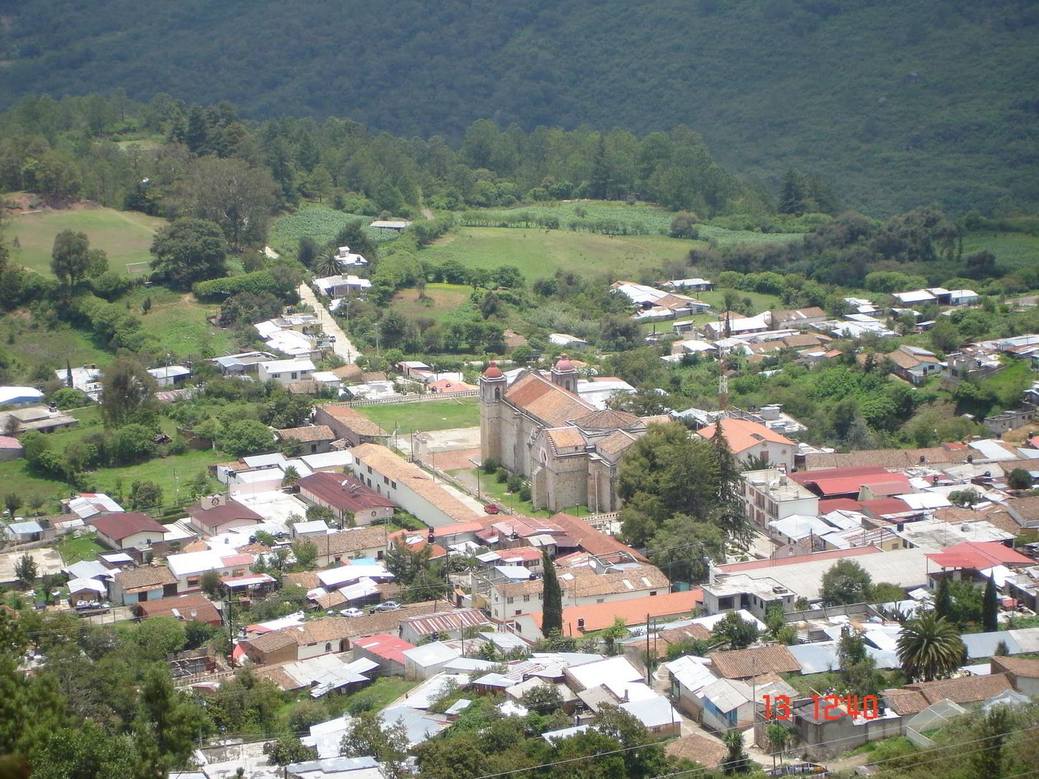 TOUR TO THE MAGIC TOWN OF CAPULALPAM. Â¡Un spiritual esperience!