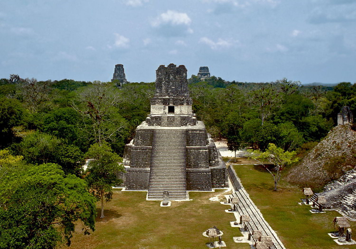 GUATEMALA. Â¡Journy to the past of the Mayan culture!